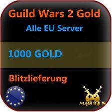 1000 Guild wars 2 Gold-GW 2/gw2 argent 1000 pour toutes les ue du serveur rapidement & sûr