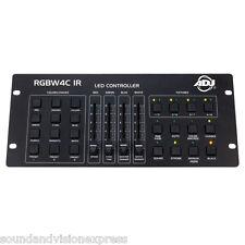 American DJ ADJ RGBW 4C IR 32-Channel DMX LED Lighting Controller Light Control