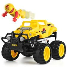 Toyrific Monster Raptor Smash Ups Remote Control RC Race Truck Yellow WB-TY5873A