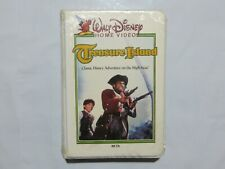 Betamax Tape Movie Sealed New Treasure Island Walt Disney VERY RARE O6
