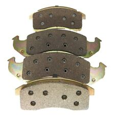 Remsa of America NAD505 NAO Organic Disc Brake Pads for Early 90s GM Cars