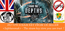 From The Depths Steam key NO VPN Region Free UK Seller