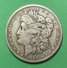 1889 O United Stated Morgan Silver Dollar $1