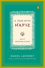 A Year with Hafiz : Daily Contemplations by Hafiz (2011, Paperback)