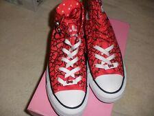 Men size 5 / women 7 Converse Hello Kitty CTAS HI red ribbon 162995c shoe