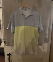 Nike Tiger Woods TW Limited Dri-Fit Golf Polo Shirt Size Small S