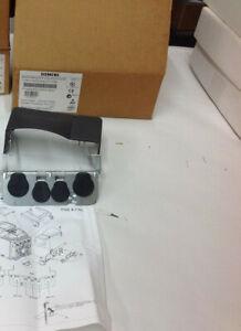 1-pc Siemens 6SE6400-0GP00-0BA0 Micromaster 4 Gland Plate Cable Screening Kit