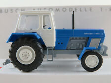 Busch 42842 Traktor Fortschritt ZT 300-D (1967) in blau/weiß 1:87/H0 NEU/OVP
