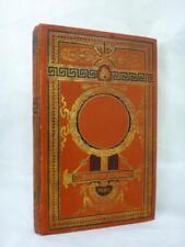 Cartonnage GENEVAY ESCLAVAGE ETATS UNIS 1882 Colonialisme FRANKLIN GUERRE CIVILE