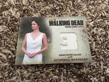 Walking Dead Season 3 Part 1 M26 LORI  AUTHENTIC  WARDROBE CARD