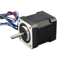 Nema 17 Stepper Motor Bipolar 2A 59Ncm(83.6oz.in)48mm Body 4-lead 3D Printer/CNC