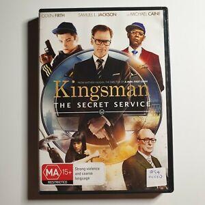 Kingsman: The Secret Service | DVD Movie | Action/Comedy | 2014 | Taron Egerton