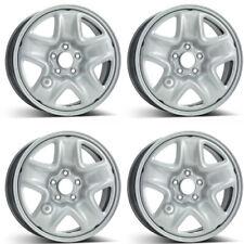 4 Stahlfelgen Alcar 9993 7.0x17 ET50 5x114 für Mazda Cx-5