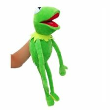 The Muppet Show 60cm Kermit the Frog Puppet Plush Toy Doll Stuffed Animal Figure