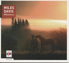 Miles Davis Milestones CD NEU `Round about midnight My funny Valentine Walkin´