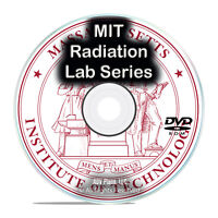 MIT Radiation Laboratory Series, Lab Study Research Papers 1947-1951 PDF DVD G81