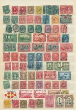 Usa Canada Early/Modern M&U Collection Postage (500+Items)W 2226