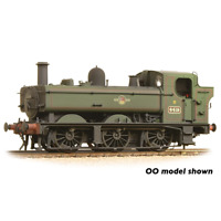 Graham Farish 371-988 N Gauge BR Lined Green 64xx Pannier 6419