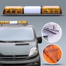 Warnsystem 12 Volt 4 DS Leuchtbalken Rundumleuchte Leuchte Warnleuchte Blinker