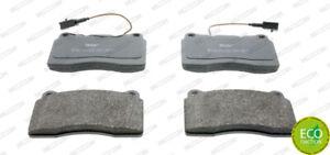 BRAKE PADS Front For MITSUBISHI LANCER EVO VII 2001-2003 - 2.0L 4CYL - FDB1334