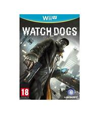 Watch Dogs - Nintendo Wii u (wiiu)