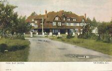VICTORIA BC – Oak Bay Hotel - 1908