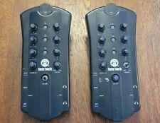 Hear Technologies Hearback Headphone Mixer Hear back Monitor - Lot of 2 pcs
