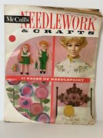 McCall's Needlework And Crafts Magazine 240 pages Spring Summer 1970