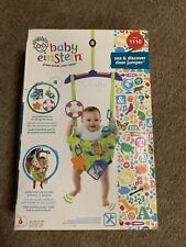 Baby Einstein Sea and Discover Door Jumper Bouncer Exerciser