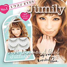 JAPAN Jumily False Eyelashes No1 Exte Eyes 2 pairs/box