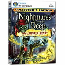 Nightmares from the Deep: The Cursed Heart - Collector's Edition - New