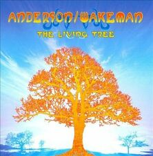 The Living Tree by Jon Anderson (Vocals (Yes))/Rick Wakeman (CD, Jan-2011,...