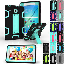 Hybrid Heavy Duty Stand Case Cover For Samsung Galaxy Tab S3 P580 T377 T380 T590