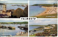 Cornwall: Falmouth - Multiview - Unposted c.1970s