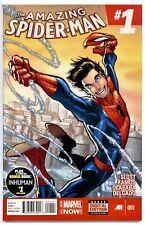 1)AMAZING SPIDER-MAN Vol.3 #1(9/14)1:CAMEO SILK(CINDY MOON)RAMOS(CGC IT)9.8(HOT)
