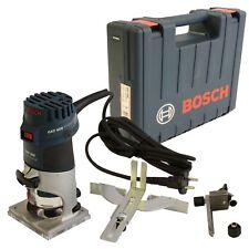 Bosch Kantenfräse GKF 600, mit Handwerkerkoffer, 600W