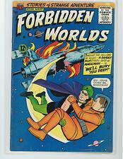 Forbidden Worlds #129