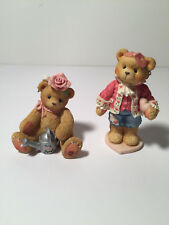 Cherished Teddies Darrel #156450 - Rose #202886