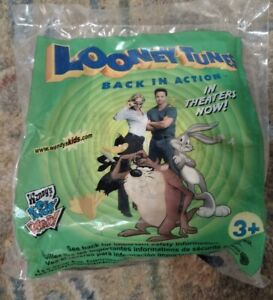LOONEY TUNES BACK IN ACTION  WENDY'S KIDS MEAL 2003