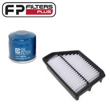 WA5385 + WZ79 Wesfil Air & Oil Filter Kit - Hyundai i30, Elantra, Kia Cerato
