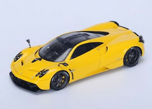 Spark Model Pagani Huyara 2012 Yellow 1:43 S3564
