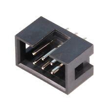 Connettore Maschio Diritto IDC 6 pin per Cavo Piatto Ribbon Flat