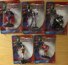 DC Comics - Lot Of 5 - Justice League 3 inch Figurine