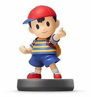 Amibo Ness Figure(Super Smash Bros.) Nintendo Free Ship w/Tracking# New Japan