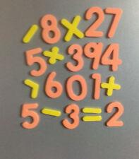 Frigo Magnetico Numeri e Simboli (Set di 62 pezzi)