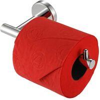 JQK Toilet Paper Holder, 5 Inch 304 Stainless Steel Tissue Paper Dispenser Bath