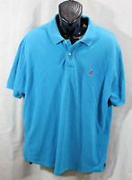 Polo Ralph Lauren Mens Polo Short Sleeve Shirt Golf 100% Cotton Blue Size 2XL