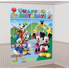 Mickey Mouse Irregular Party Scene Setters