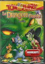 """DVD """"Tom et Jerry et le dragon perdu""""   NEUF SOUS BLISTER"""