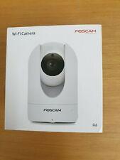 Foscam R4 2K UltraHD (4.0 MP) WiFi Security IP Camera